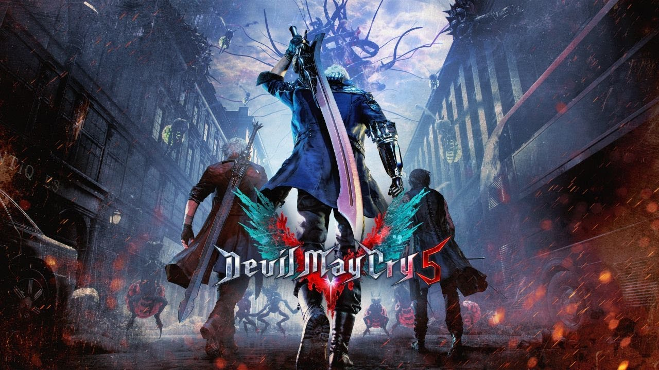 Devil May Cry 5 Soundtrack E3 Trailer Song [Neros Battle Theme] #1
