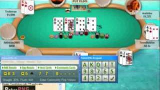 Repeat youtube video Poker RNG 6 , Poker Cheat , works really