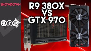 r9 380x vs gtx 970 graphics card showdown