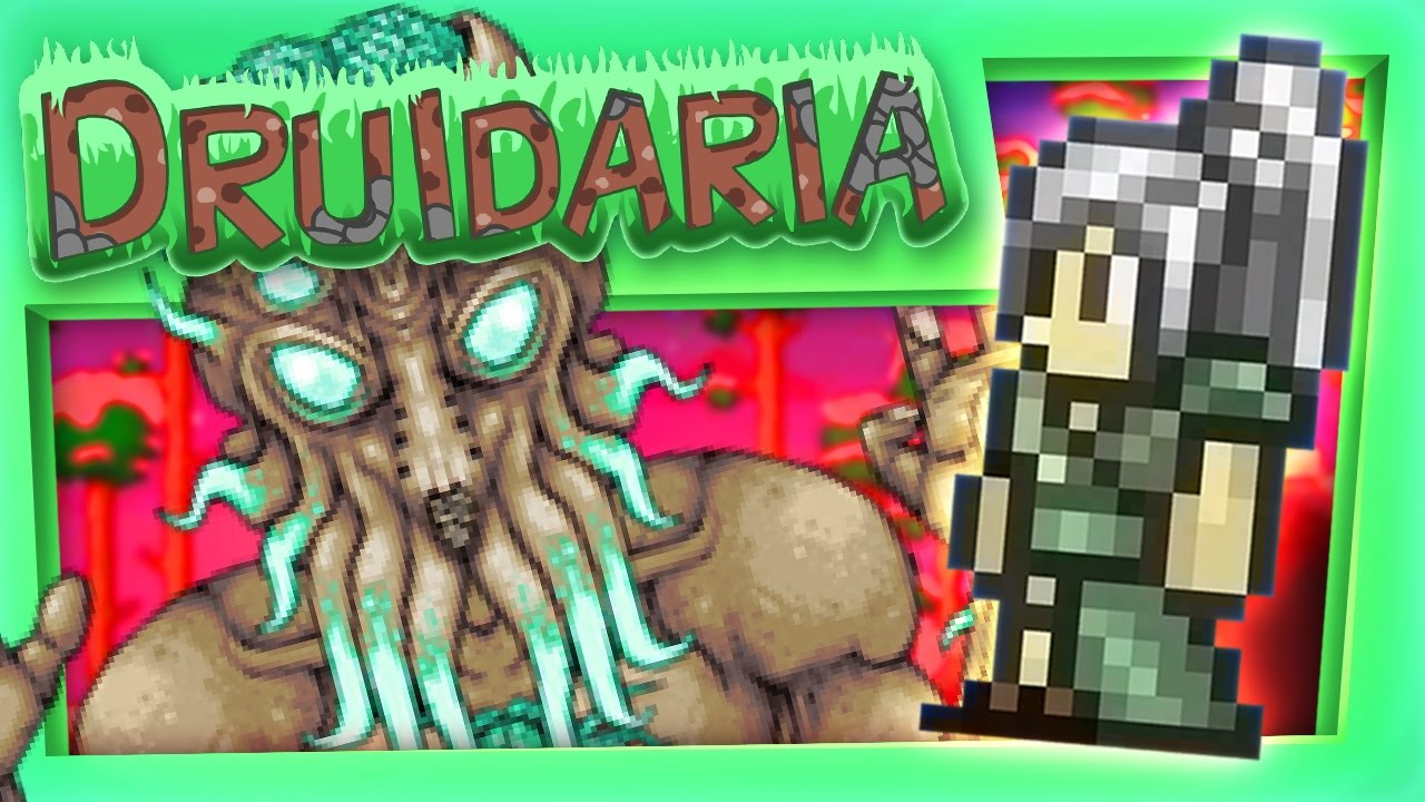 Terraria #79 - We Fight The Blood Moon Lord - Vloggest