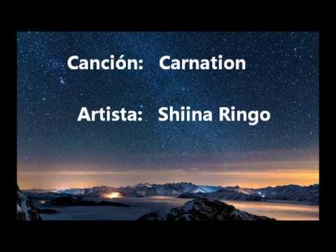 Carnation / Shiina RIngo  (with Lyrics /con Letra)