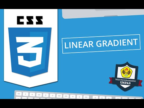 CSS3 : Linear Gradient