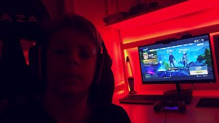 LIVE NOCTURN ASA CHILL / Fortnite Romania Live
