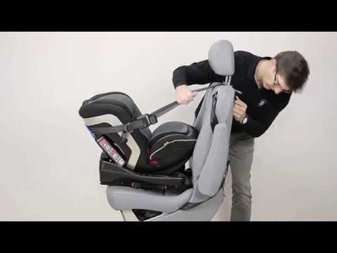 BabyAuto InfinityFix Group0+123 Car Seat- Smyths Toys