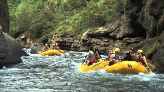 River Rafting the Upper Navua River with Rivers Fiji