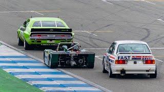 Hockenheim Historic 2019 - Motorsport sound of the past (F1, CanAm, GP2 & more)