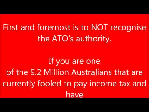 Australian Taxation Office aka ATO