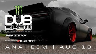 DUB Car Show & Concert Sunday Aug 13th at Angel Stadium!