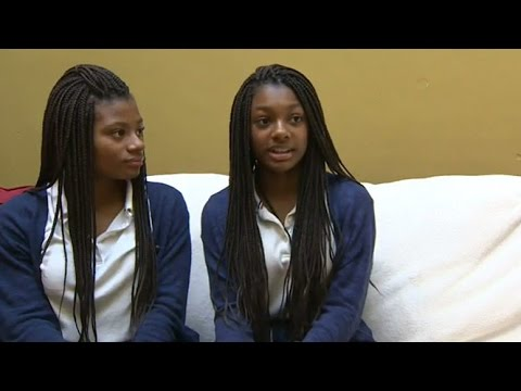 Black girls punished for wearing braids to school!  Preview: Ancient Kemet, Moors, Slave Trade Class