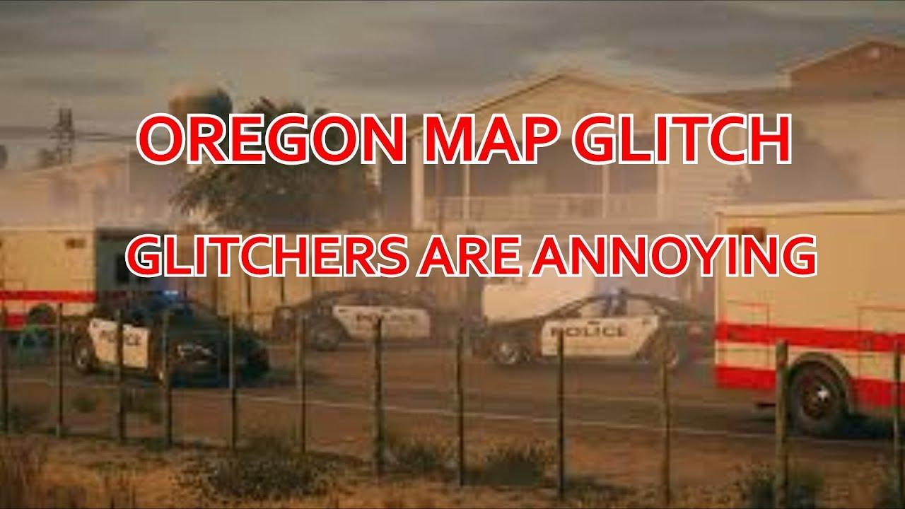 Oregon Map Stair Glitch Is Annoying Rainbow Six Siege Youtube
