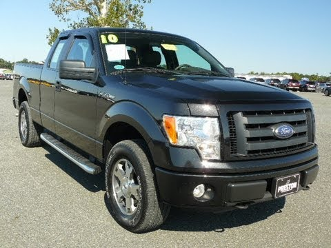 2010 ford f 150 stx 4x4