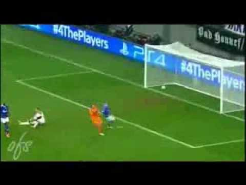 Schalke 04 vs Real Madrid 1 6 ~ ALL GOALS HD ~ Schalke 04 1 6 Real Madrid ~ Champions 26 02 2014   Y