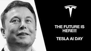 NEXT BIG THING!!! Tesla's Revolutionary AI Day IS Coming Soon