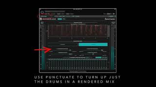 Newfangled Audio Punctuate & Saturate Tips for Mixing on Drums