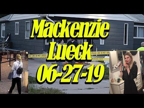 Mackenzie Lueck - Update - Call In