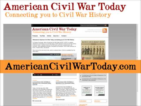Interview with Eric Powell on the 150th Anniversary of the Battle of Fredericksburg Commemoration