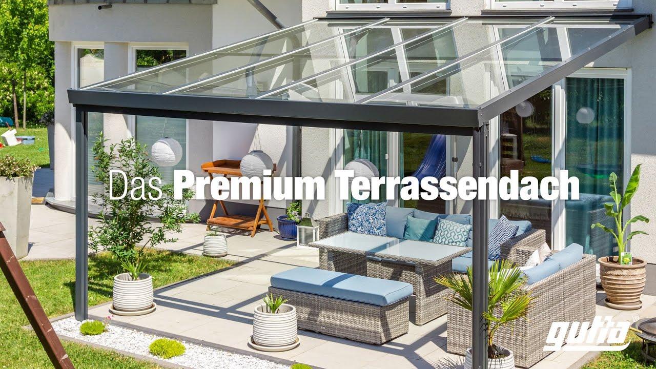 gutta Premium Terrassendächer