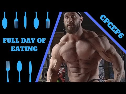 CONTEST PREP CHRONICLES EP6 : FULL DAY OF EATING