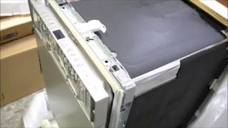 Распаковка и обзор посудомоечная машина Bosch SPV45MX01E