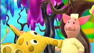 The Book of Pooh I Was King of the Heffalumps  Tigger39;s Club