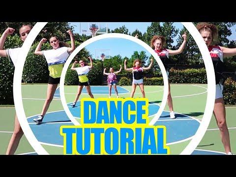 Haschak Sisters - Nah Nah Nah (Dance Tutorial)