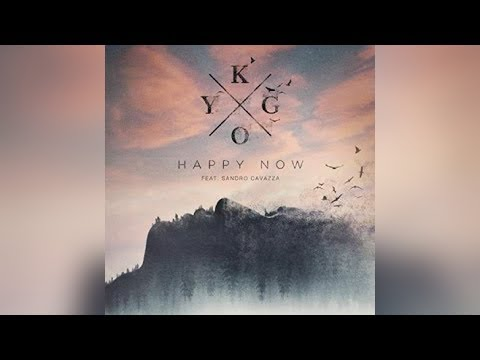 Kygo - Happy Now Instrumental (FREE D/L IN BIO - Best Quality)