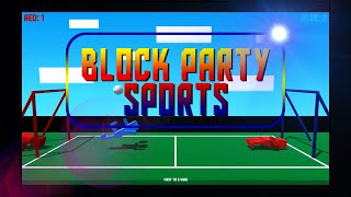 Block Party Sports - Trailer