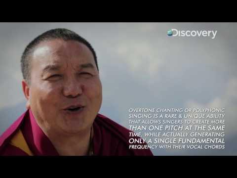 A monk who