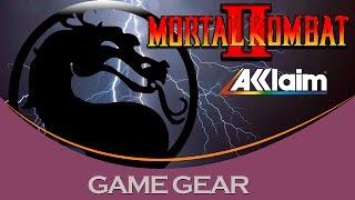Mortal Kombat II [Game Gear]