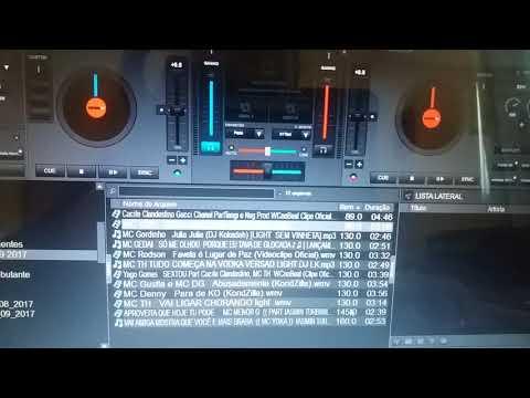 Como organizar suas musicas pelo BPM de forma mais pratica pelo Virtual dj 8