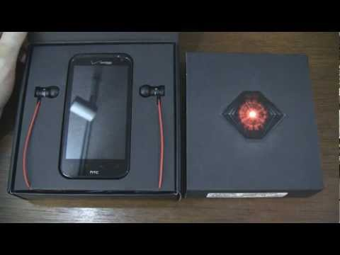 Verizon Motorola DROID RAZR Unboxing and First Impressions