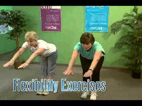 WCA Group Health Trust: Exercise for Seniors