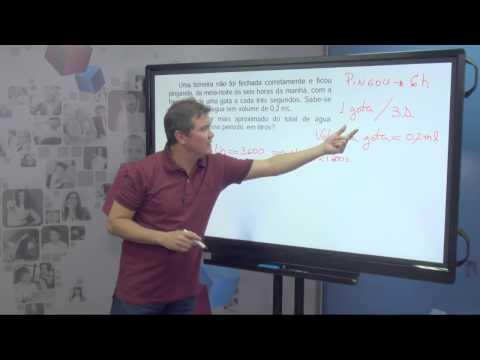 ENEM 2013   Questão 139   Cad Azul  iPED Prof Ubiratan Arrais