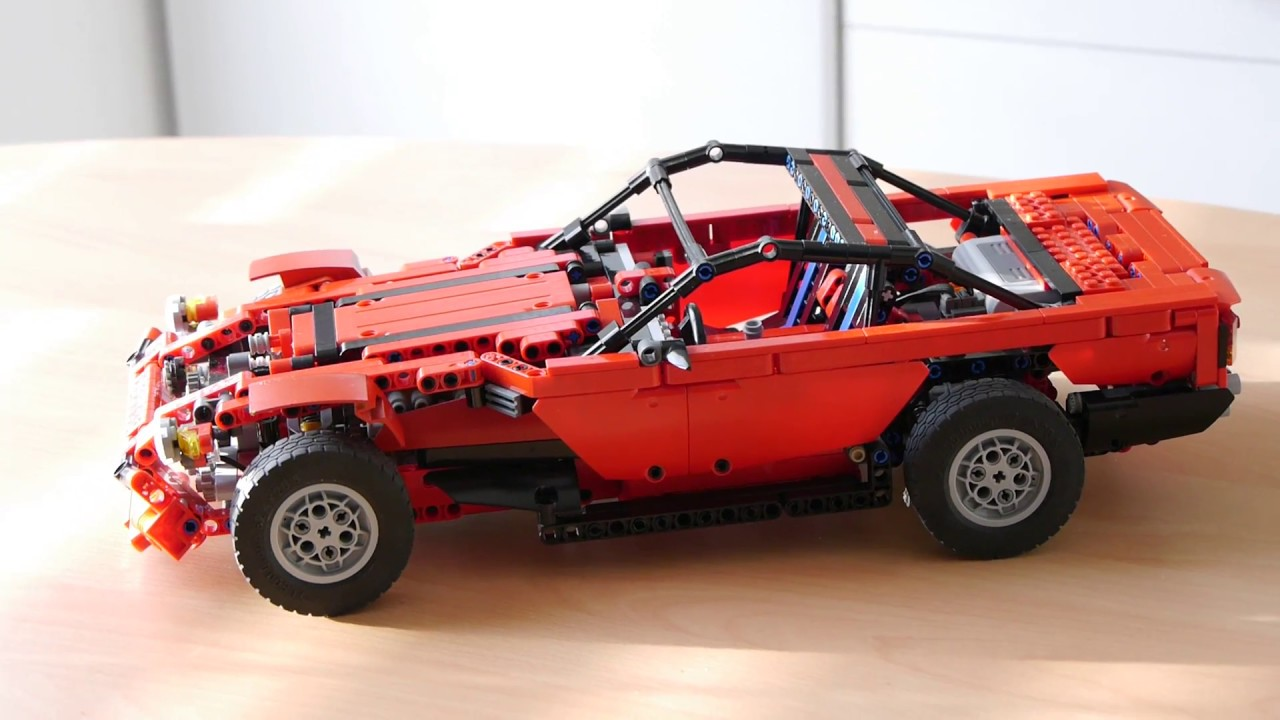 moc lego technic compact supercar flat 6 gearbox 5 speed youtube. Black Bedroom Furniture Sets. Home Design Ideas