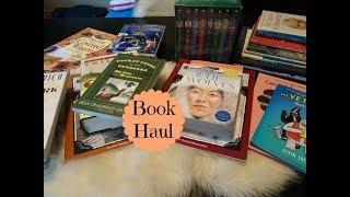 Summer Book Haul