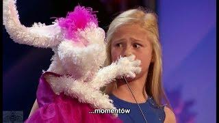 Darci Lynne i króliczek Petunia w amerykańskim 'Mam Talent' thumbnail
