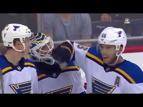 St. Louis Blues vs Washington Capitals - September 22, 2017 | Game Highlights | NHL 2017/18