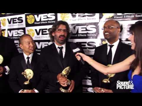 VES Awards 2013 - The Hobbit: An Unexpected Journey - Outstanding Virtual Cinematography