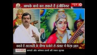 Saraswati Puja on Vasant Panchami - Tithi, Muhurt and Vidhi