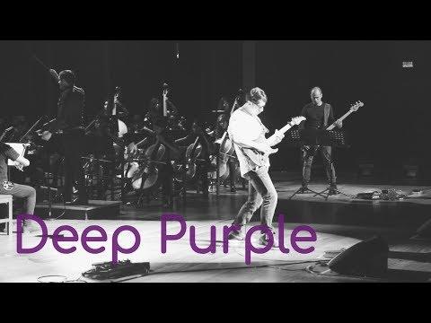 Deep Purple - Burn Solo and Smoke on The Water