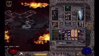 Diablo 2. LOD 1.14D MF Runs EP.8 Diablo Farming.