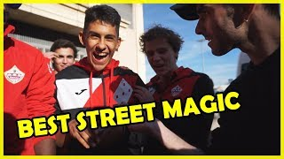 BEST STREET MAGIC. - Alberto Montalvo