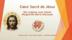 Cœur Sacré de Jésus : des origines avec Sainte Marguerite-Marie Alacoque
