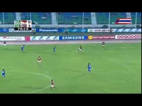 Fullmatch-ทีมชาติไทย 4 -1 อินโดนีเซีย-ซีเกมส์ครั้งที่ 27