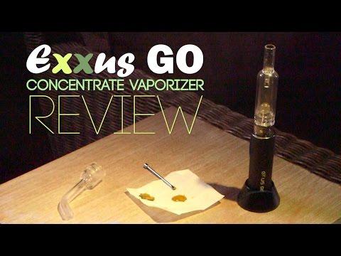 Exxus Go Concentrate Vaporizer: Blazin' Gear Reviews