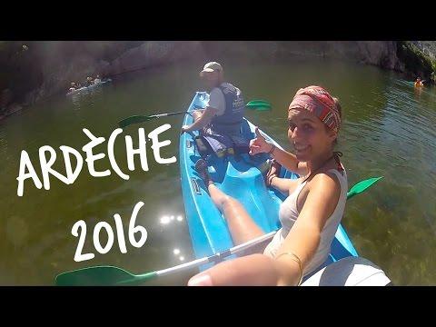 Ardèche | Travel Journal 2016