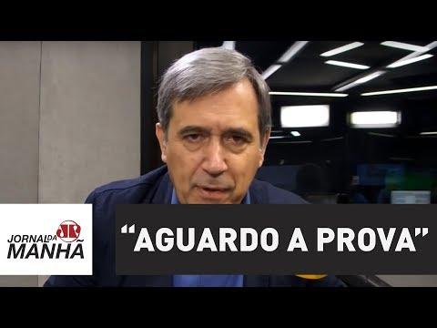 Márcio França insinuou que delegado é corrupto, então aguardo a prova   Marco Antonio Villa