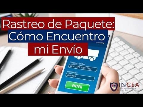 Rastreo De Paquete: Cómo Encuentro Mi Envío
