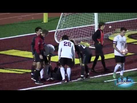 Canyon Crest Academy Boys Soccer v Torrey Pines (2/7/17)