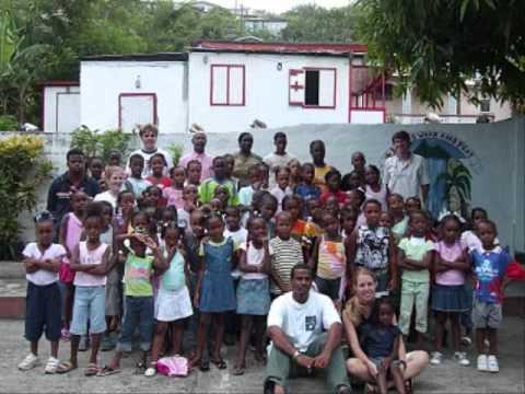Joyfm Saint Lucia (Our ministry is beyond Radio).wmv
